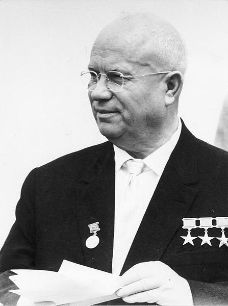 a discussion on khrushchev and de stalinization A page for describing usefulnotes: nikita khrushchev nikita sergeyevich khrushchev (april 15, 1894 – september 11, 1971) was the guy who led the soviet.